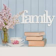stratton home decor family wood typography wall s07754 the