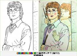 coloring book pictures gone wrong coloring books made completely inappropriate mandatory