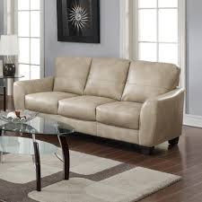 sofa taupe fremont bonded leather sofa taupe dcg stores
