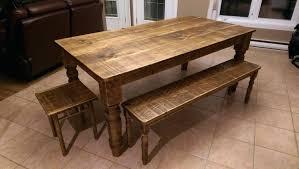 table cuisine bois massif plateau de table en bois sur mesure table cuisine bois brut plateau