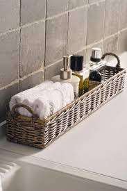 bathroom basket ideas bathroom storage ideas