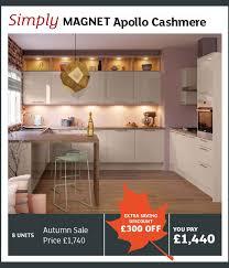 Magnet Kitchen Designer Autumn Xtravaganza