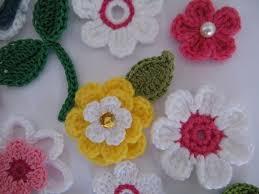 Free Pattern For Crochet Flower - crochet free cat projects crochet beary easy bear face appliqué