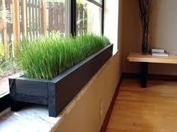window planters indoor window sill planter indoor window garden box medium size of window