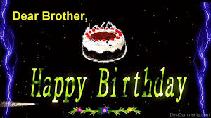 Happy Birthday Wishes Animation For Birthday Wishes For Brother Pictures Images Graphics For