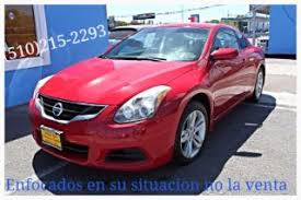 Nissan Altima Coupe Red Interior Used 2010 Nissan Altima Coupe Pricing For Sale Edmunds