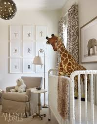 chambre bébé safari the safari inspired nursery pays homage to the s maternal south