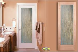Etched Glass Interior Door Tempered Frosted Glass Interior Door Interior Doors Ideas