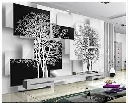 livingroom wallpaper high quality custom 3d wallpaper murals wall paper simple black