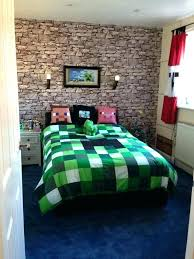 minecraft bedroom ideas minecraft themed bedroom serviette
