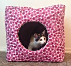 Diy Dog Bed 16 Diy Dog Bed Projects Diy Cat Houses That Are The Cat U0027s Meow