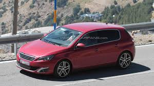 peugeot 308 gti white peugeot 308 gti reportedly coming next year with 270 bhp