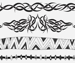 tribal chain tattoo pictures to pin on pinterest tattooskid