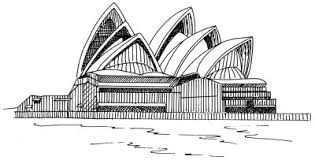 how to draw the sydney opera house howstuffworks