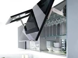 meuble haut cuisine vitré meuble haut de cuisine cuisine meuble haut cuisine vitre avec marron
