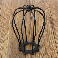 Trouble Light 175mm Diy Vintage Pendant Trouble Light Bulb Guard Wire Cage