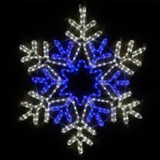 Outdoor Lighted Christmas Star Decoration by Snowflake Outdoor Christmas Decorations You U0027ll Love Wayfair