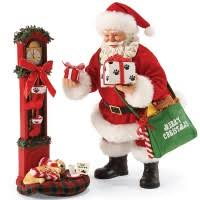 clothtique santa possible dreams santas department 56 corner