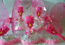 Tiara And Wand Favor by The Princess Birthday April 2015