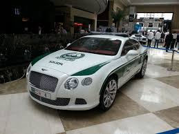 bentley ferrari dubai u0027s multi million dollar fleet of police cars includes aston