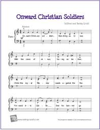 free printable sheet music for xylophone onward christian soldiers free easy piano sheet music