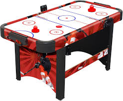 rod hockey table reviews 60 playcraft sport shoot out air hockey table gametablesonline com