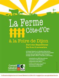 chambre d agriculture dijon la ferme côte d or