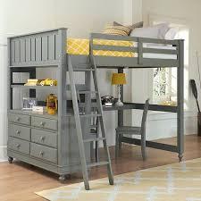 girls loft bed with a desk and vanity girls loft bed with desk stone beach house adair loft bed girls loft