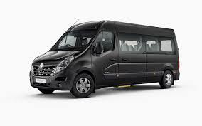 renault trafic 2016 master bus long wheel base renault