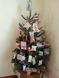 cross stitch inspiration by derosa cross stitch tree