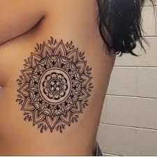 mandala tattoo zum aufkleben 21 trendy mandala tattoo ideas for women