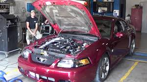 Mustang 2004 Gt 2004 Mustang Gt 76mm Turbo Dyno Pull Youtube