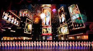 nyc tradition radio city spectacular the ny