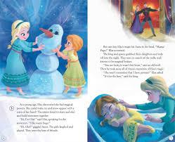 disney frozen movie theater storybook u0026 movie projector disney
