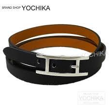 hermes bracelet leather images Brandshop yochika rakuten global market hermes leather bracelet jpg