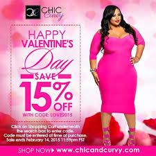 chic u0026 curvy valentine u0027s day lookbook
