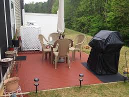 Patio Tile Flooring by Greatmats Specialty Flooring Mats And Tiles Customer Review
