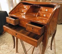 bureau ancien restauration d un bureau dos d âne louis xv