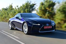 hybrid sports cars new lexus lc 500h 2017 review auto express