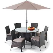 Ebay Furniture Dining Room Dining Table And 6 Chairs Furniture Ebay