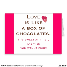 sarcastic valentines day cards picturesque sarcastic valentines message card sarcastic valentines