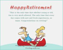 retirement card retirement wishes greetings and retirement messages wordings
