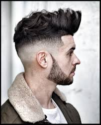 hairstyle pompadour haircut mens quiff pinterest mens hairstyles