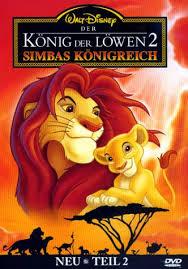 lion king 2 simba u0027s pride 1998