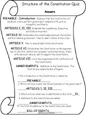 us constitution enchantedlearning com