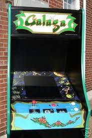 Galaga Arcade Cabinet Galaga Computer Geek Stuff Pinterest Arcade Arcade Games
