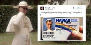 Meme Young - hilarious twitter memes inspired by the young pope business