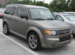 2007 honda element information and photos zombiedrive