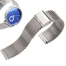 bracelet mesh images High quality stainless steel watch strap bracelet mesh band for jpg