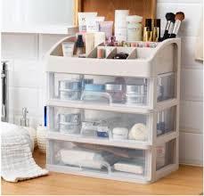 magasin de bureau recevez cosmétiques boîte bureau boîte de rangement de bureau